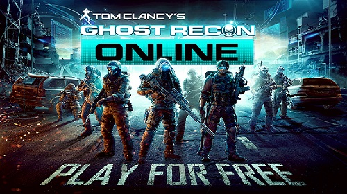 Ghost Recon - Online