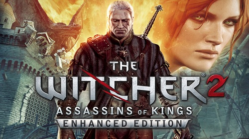 The Witcher 2 - Xbox 360 en tête