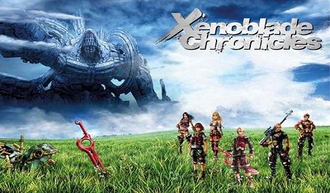Xenoblade Chronicles - Démo FG