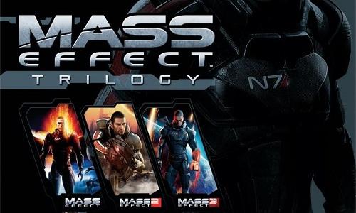 Mass Effect Trilogy #2