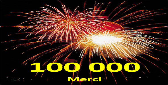 100 000 Merci