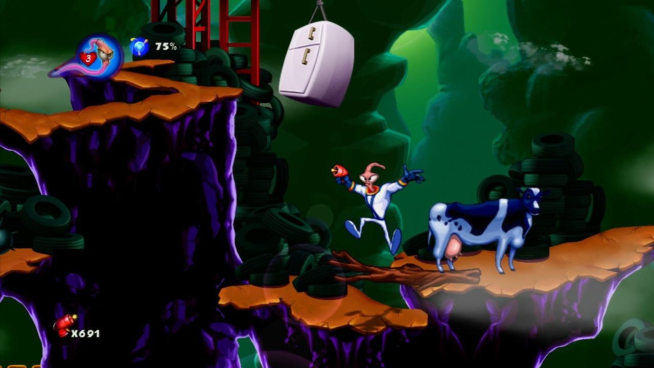 Earthworm jim 3d download game   gamefabrique.