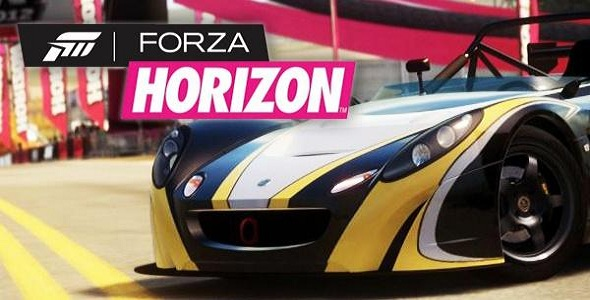 Forza Horizon - intro