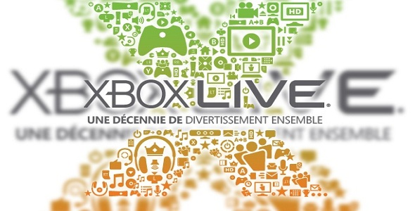 Xbox LIVE - weekend gratuit