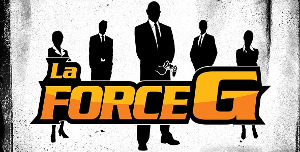 La Force G - logo 2013