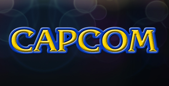 Capcom - logo