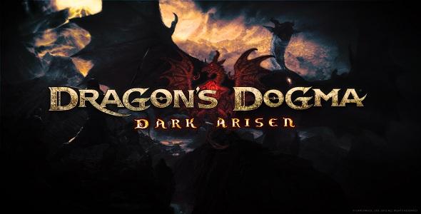Dragon's Dogma - Dark Arisen - logo