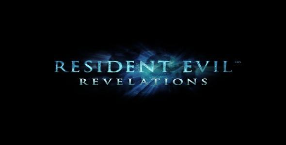 Resident Evil Revelations - logo