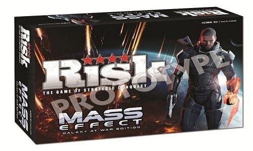 Risk - Mass Effect