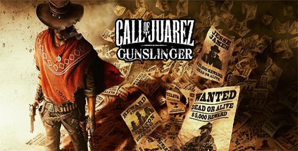 Call Of Juarez Gunslinger - logo