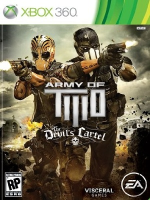 FG - Jeux vidéo - Army Of Two The Devil's Cartel