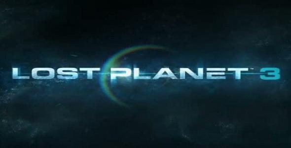 Lost Planet 3 - logo