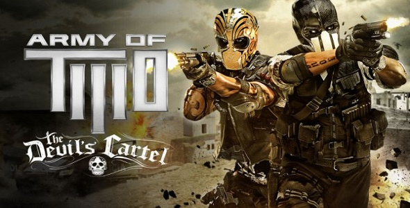 ExploraJeux - Army Of Two - The Devil's Cartel