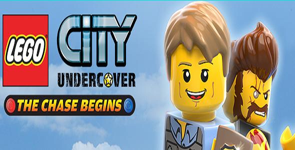 FG - Jeux à venir - LEGO City Undercover The Chase Begins