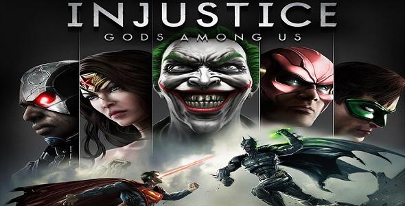 FG - Jeux vidéo - Injustice Gods Among Us