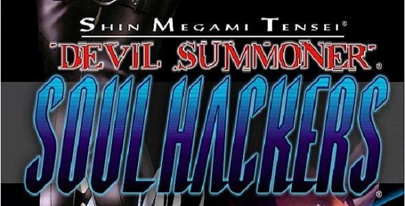 FG - Jeux vidéo - Shin Megami Tensei Devil Summoner - Soul Hackers