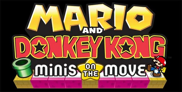 FG - Jeux vidéo - Mario And Donkey Kong - Minis On The Move
