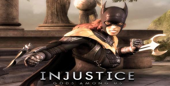 Injustice Gods Among Us - Batgirl