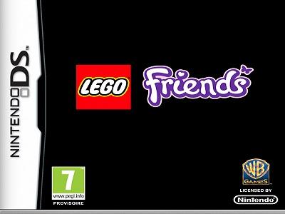 LEGO Friends - logo initial