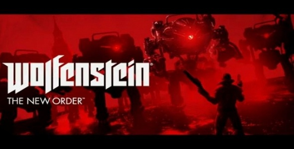 Wolfenstein - The New Order - logo