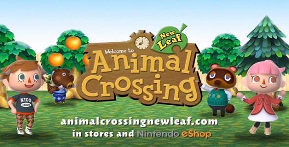 Animal Crossing New Leaf - lancement