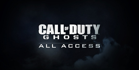 COD Ghosts - All Access