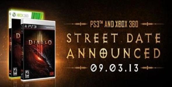 Diablo III sur consoles