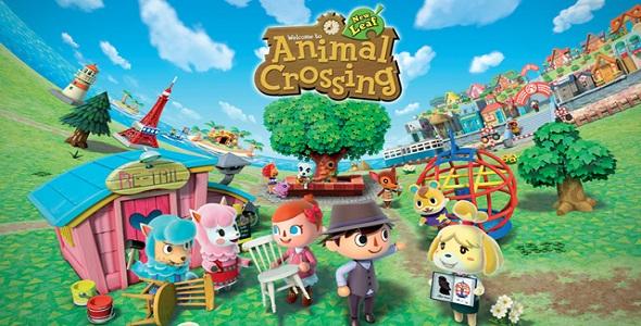 Jeux vidéo à venir - Animal Crossing New Leaf