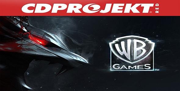 CD Prokekt Red - WB Games