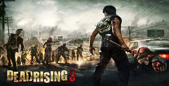 Dead Rising 3 - logo