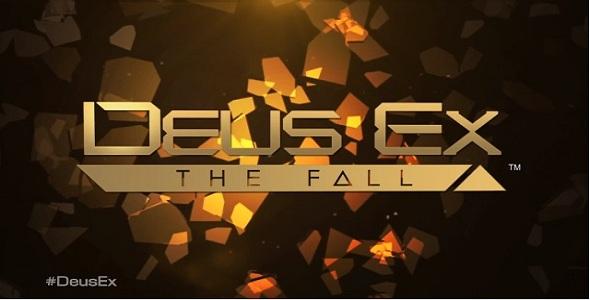 Deus Ex The Fall - logo