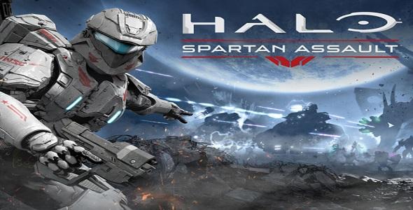 Halo Spartan Assault - logo