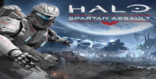 Halo Spartan Assault - logo