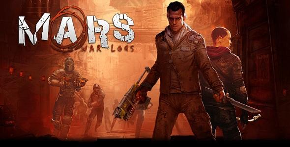 Jeux  vidéo à venir - Mars War Logs