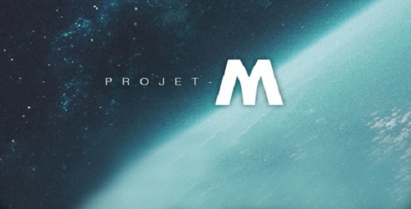 Projet-M - logo