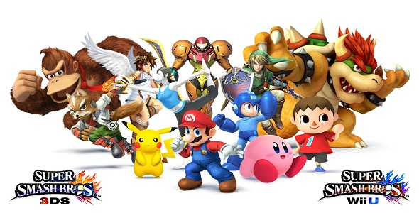 Super Smash Bros. Wii U - Super Smash Bros. 3DS