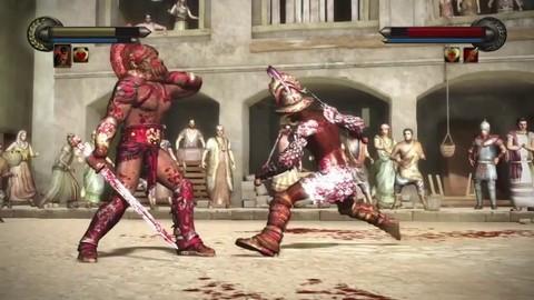 (Test FG - Jeux vidéo) Spartacus Legends #1