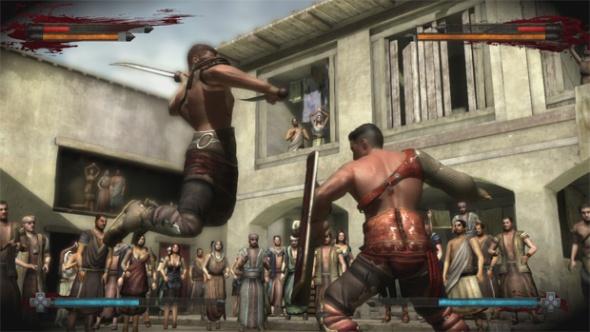 (Test FG - Jeux vidéo) Spartacus Legends #2