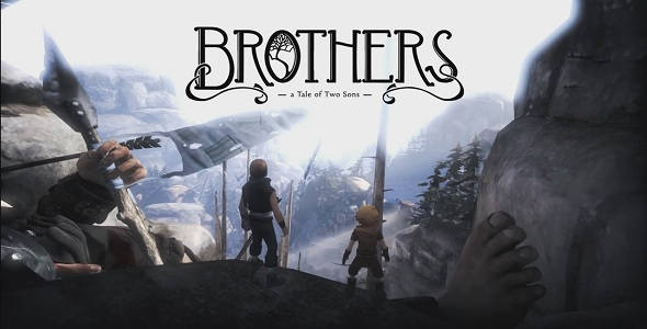Brothers A Tale Of Two Sons #1