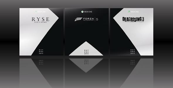 Xbox One - Jeux Day One