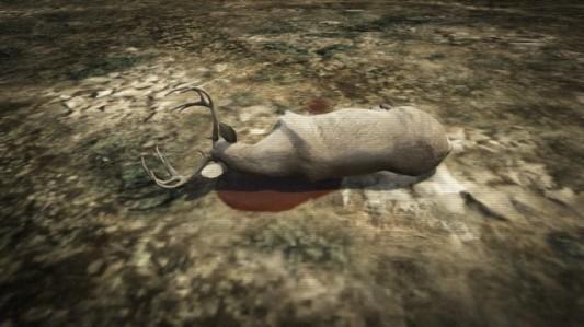 Même si elle n'est pas nécessaire, la chasse ajoute de la profondeur au jeu