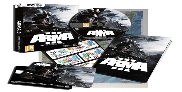 Arma 3 - Édition Deluxe