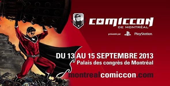 ComicCon de Montréal 2013