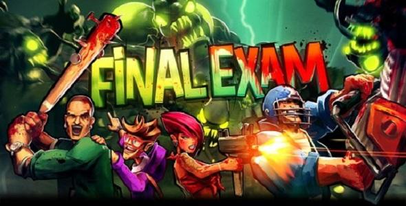Final Exam - logo