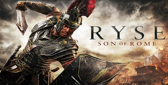 Ryse Son Of Rome - logo