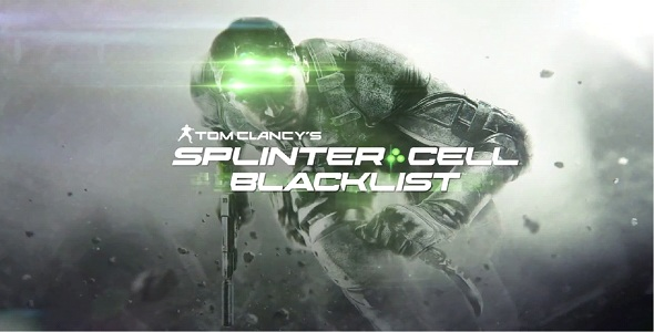 Splinter Cell - Blacklist #1