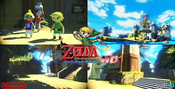 Zelda The Wind Waker HD #1