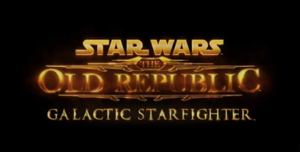 Star Wars The Old Republic - Galactic StarFighter