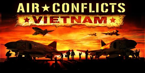 Jeux vidéo à venir - Air Conflicts Vietnam