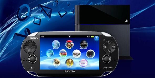 PS VIta - PS4